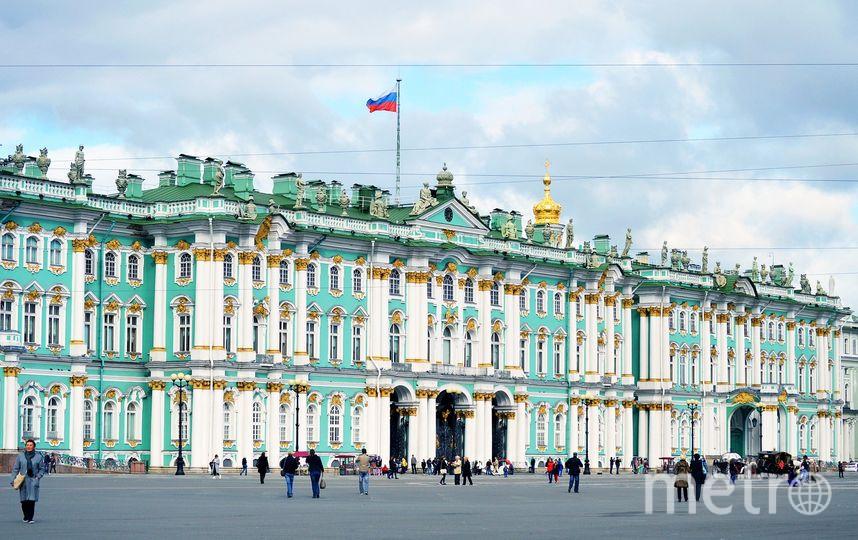 Рабочая неделя в Петербурге начнется с ливней и грозы. Фото Getty
