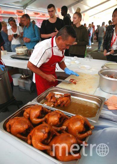 Заведения шефа Чан Хон Мена получило мишленовскую звезду благодаря исключительной курице. Фото Василий Кузьмичёнок