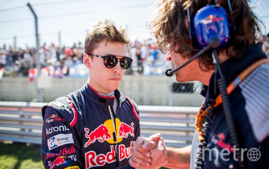 В прошлом сезоне Квят провёл 15 гонок, в которых набрал 5 очков. Фото Getty