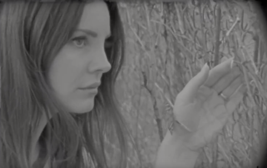 Скриншот из клипа Lana Del Rey. Фото Скриншот Youtube