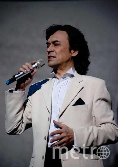 Оперный певец Михаил Луконин. Фото www.facebook.com/vladimir.samsonov.35