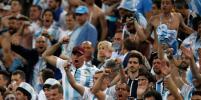 Аргентинских фанатов строго наказали за выходки на ЧМ–2018