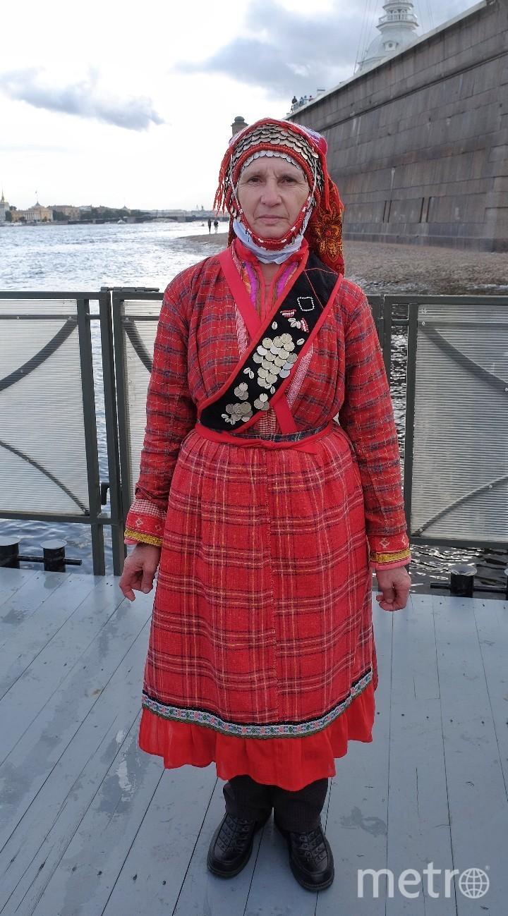 """Людмила Вершинина. Фото Алена Бобрович, """"Metro"""""""