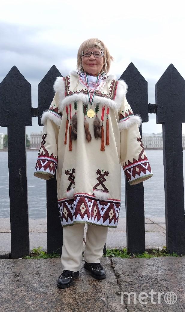 """Вера Тузакова,. Фото Алена Бобрович, """"Metro"""""""