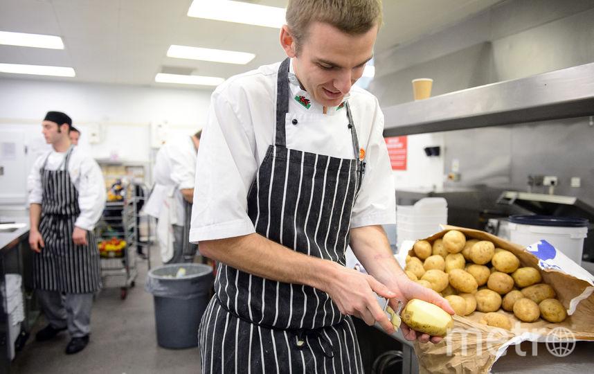 Картофель. Фото Getty