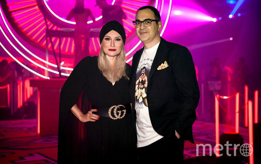 Гарик Мартиросян с женой. Фото Предоставлено организаторами мероприятия.