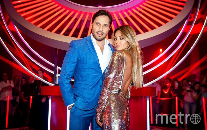 Александр Ревва с женой. Фото Предоставлено организаторами мероприятия.