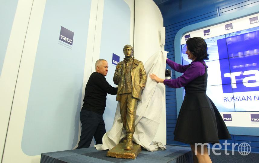 Монумент Сергею Бодрову может быть установлен около станции метро «Баррикадная»