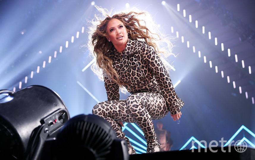 Певица и актриса Дженнифер Лопес. Фото Getty