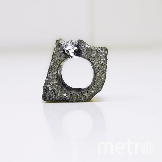 Бетонное кольцо от Фернандо Мениса. Фото Getty