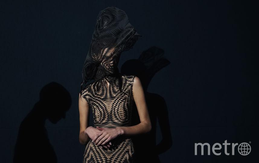 Коллекция Айрис Ван Херпен. Фото Getty
