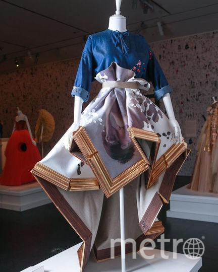 Платье от Viktor & Rolf. Фото Getty
