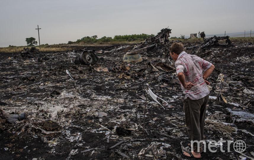 Минобороны выяснило, кто сбил Boeing МН-17. Фото Getty