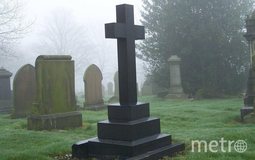 Житель Кузбасса отомстил экс-супруге, выкопав ей могилу. Фото Pixabay.com
