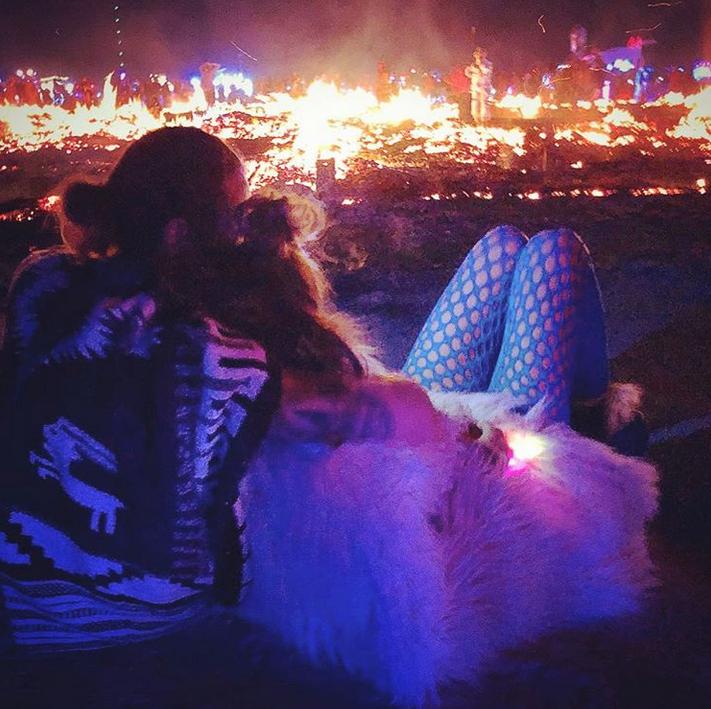 Хайди Клум и Том Каулитц. Фото Скриншот Instagram: @heidiklum heidiklum
