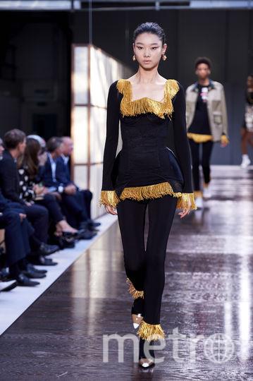 Показ Burberry в рамках Недели моды в Лондоне. Фото AFP