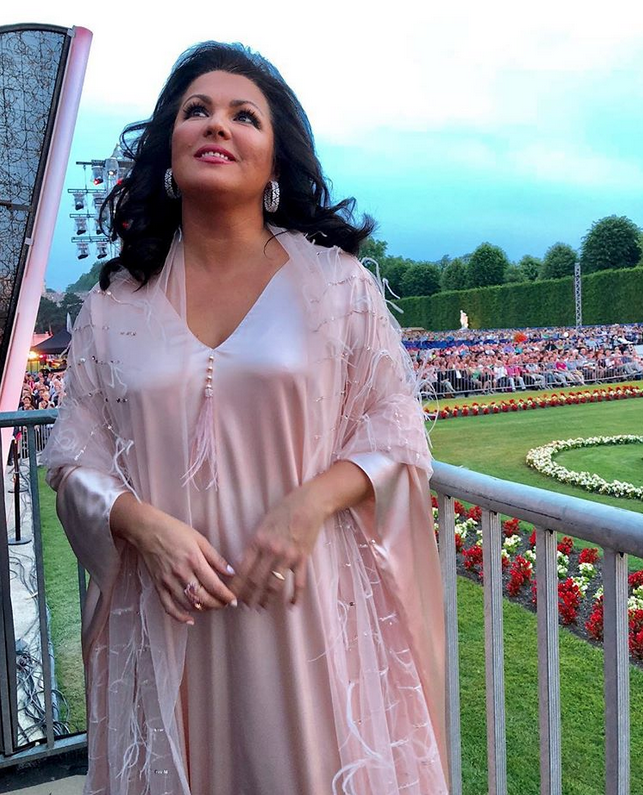 Анна Нетребко. Фото Скриншот Instagram: @anna_netrebko_yusi_tiago, Getty