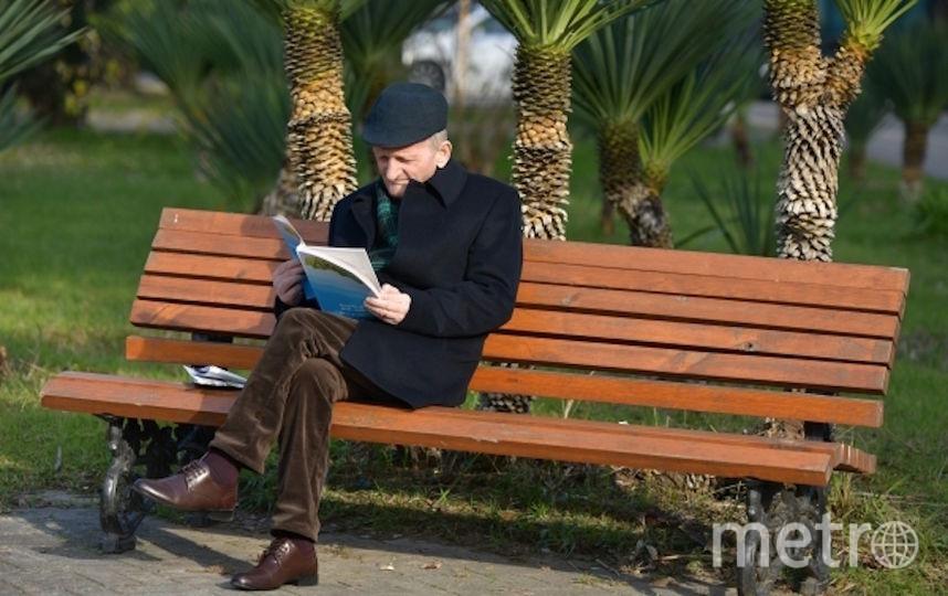 Стало известно, что чаще всего читают россияне. Фото РИА Новости