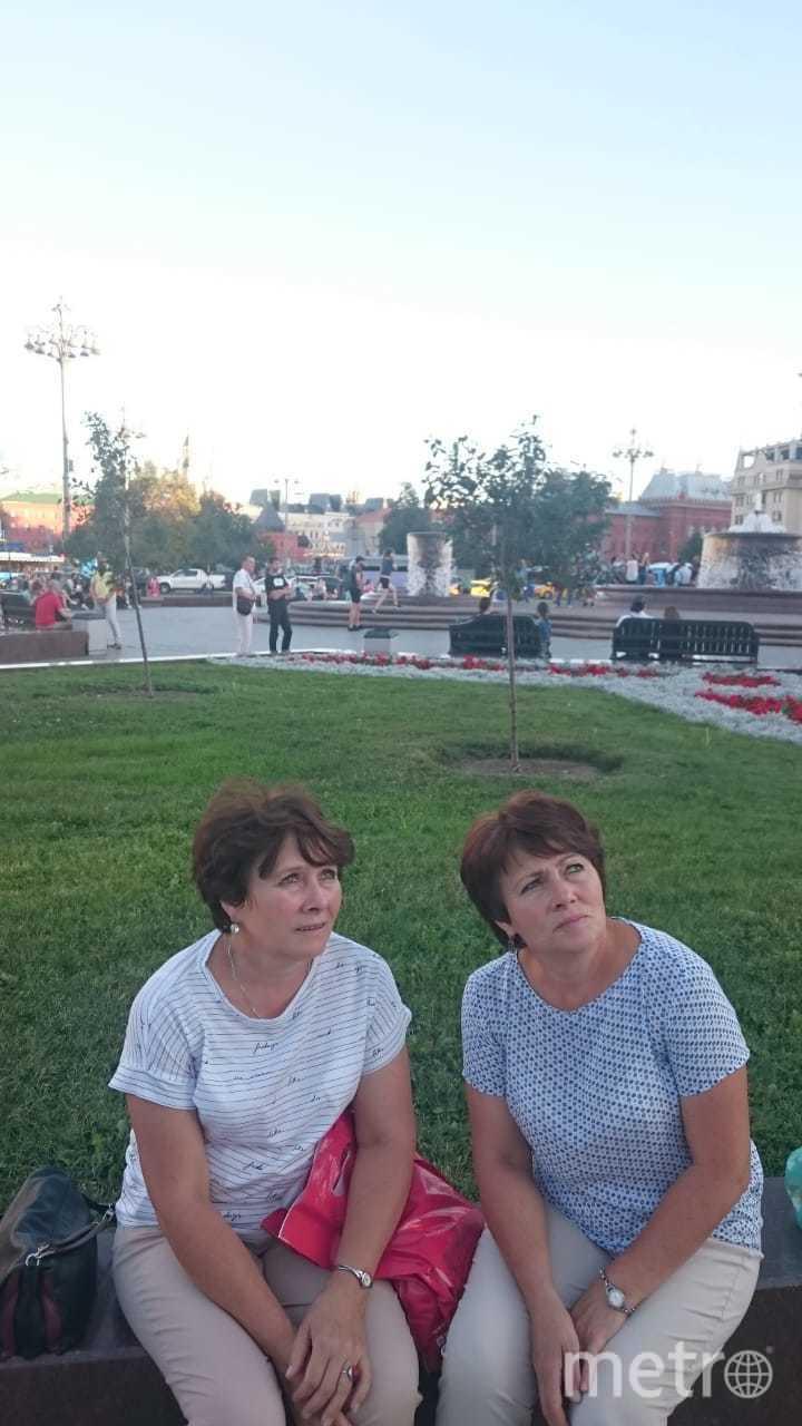 Галина (слева) и Елена Игнатович, современная фотография. Фото предоставила Галина Игнатович.