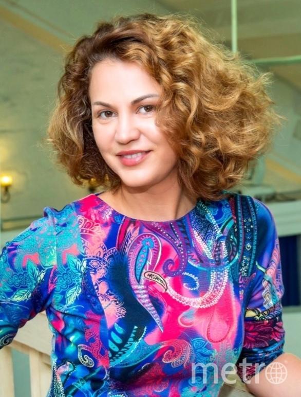Светлана Албаут, современная фотография. Фото из личного архива семьи Албаут.