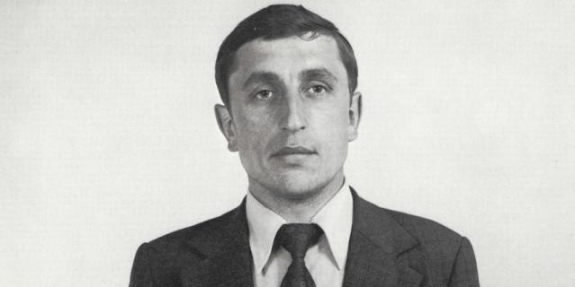 Николай Харитонов.
