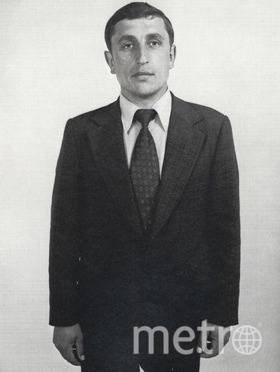 Николай Харитонов. Фото Nathan Farb.