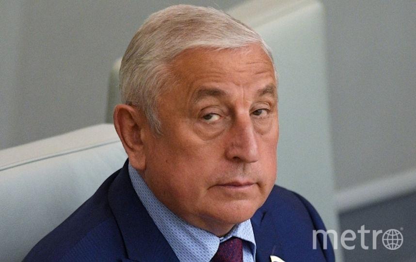 Николай Харитонов, современная фотография. Фото РИА Новости