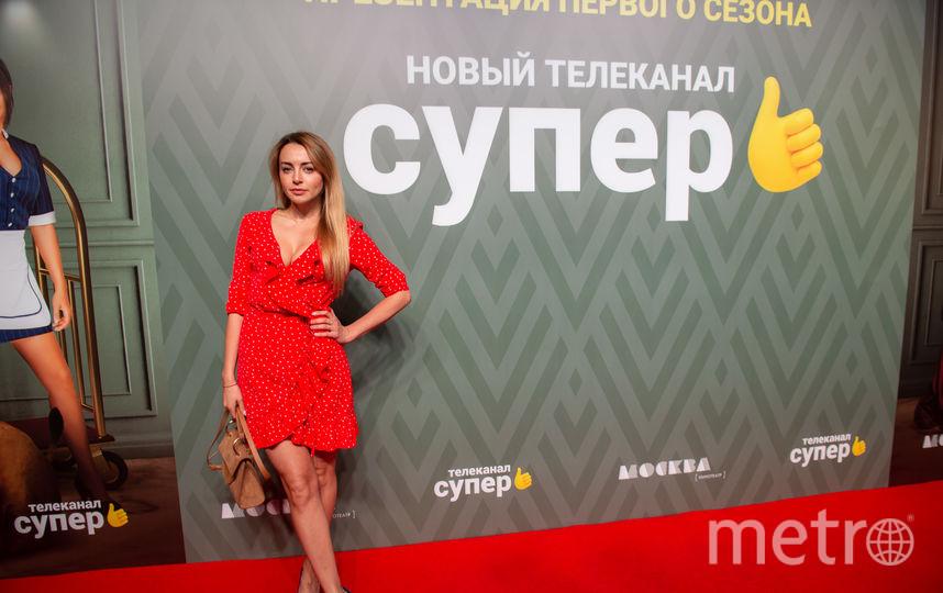 "Лика Каширина. Фото Предоставлено каналом ""Супер""."