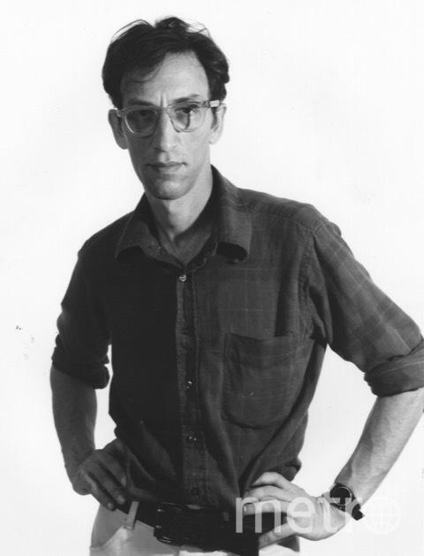 Так Натан Фарб выглядел 41 год назад. Фото Nathan Farb.