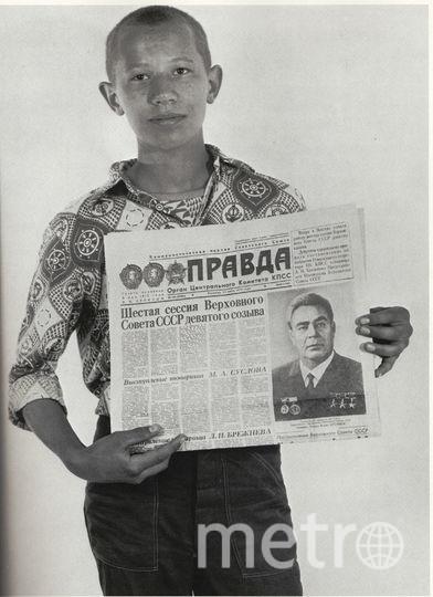 Герои с выставки Натана Фарба. Фото Nathan Farb.