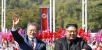 Ким Чен Ын извинился перед главой Южной Кореи за
