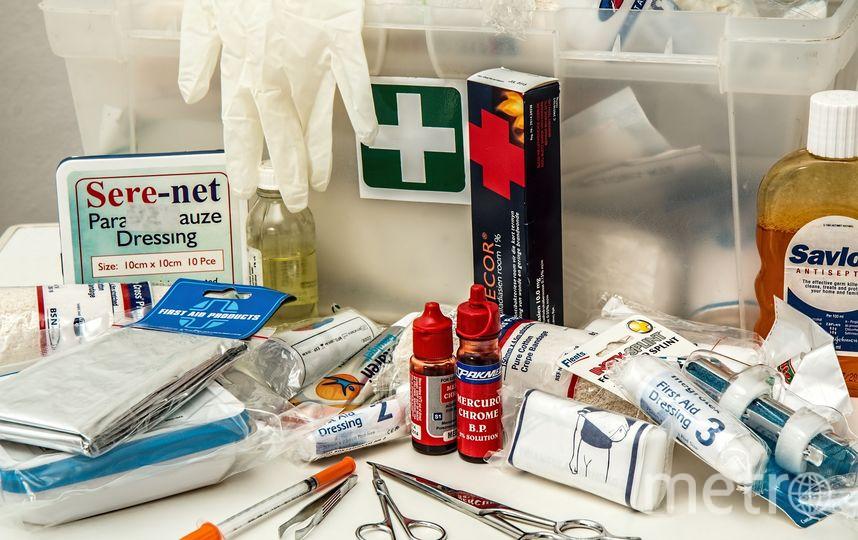 """""""Сапсаны"""" остались без аптечек первой помощи. Фото Pixabay"""