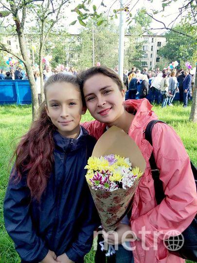 """1-ый раз в 6-ой класс. Фото Козьякова Екатерина Викторовна, """"Metro"""""""
