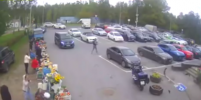 Петербуржец, сбивший насмерть пенсионерку, не хотел под домашний арест
