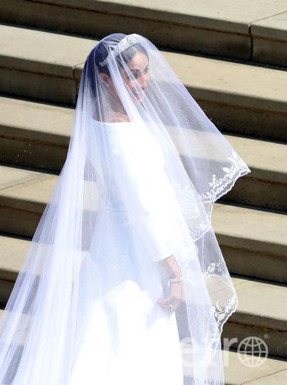 Свадьба Меган Маркл. Фото Getty