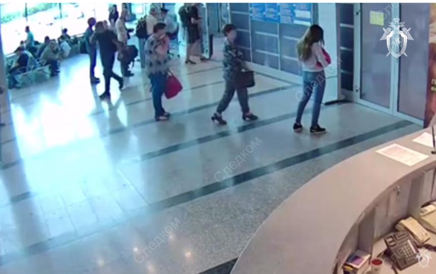 Скриншот видео СК РФ. Фото СК РФ., Скриншот Youtube