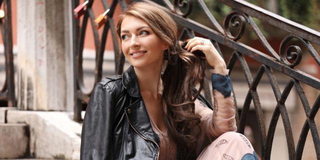 "Татьяна Тимофеева, стилист, fashion-блогер, основательница ""Школы Шопинга""."