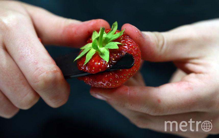 Иглы в клубнике были обнаружены как минимум семи австралийских производителей. Фото Getty