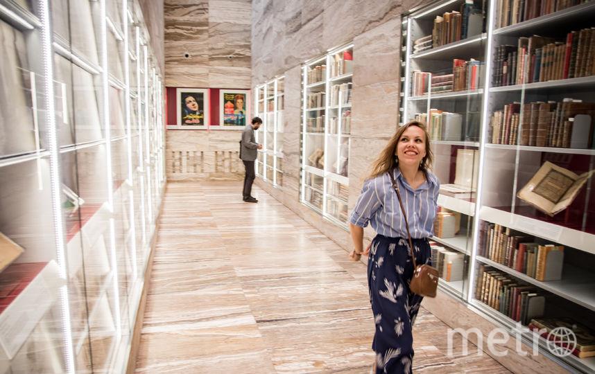 Катарская библиотека. Фото предоставили организаторы