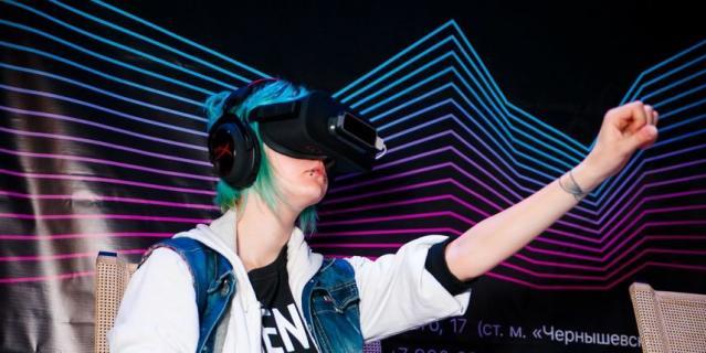 VR-технологии и искусство.
