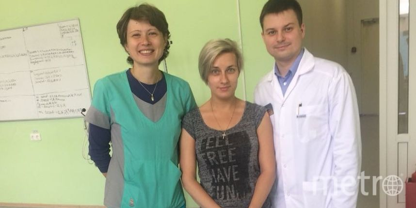 Петербурженка, на голову которой упал фрагмент балкона, бьётся за компенсации