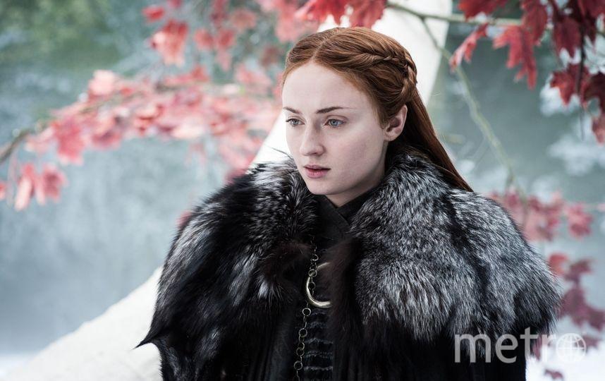 """Софи Тёрнер (Санса Старк), кадр из сериала """"Игра престолов"""". Фото HBO, kinopoisk.ru"""