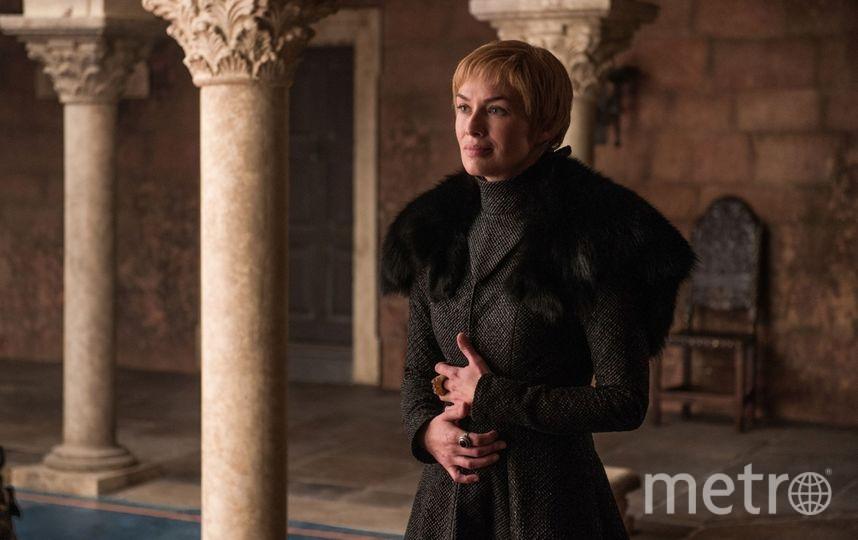 """Королева Серсея вынашивает коварные планы, кадр из сериала """"Игра престолов"""". Фото HBO, kinopoisk.ru"""