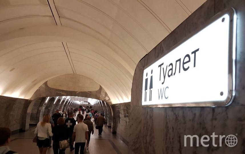 МТК на станции «Чкаловская». Фото Василий Кузьмичёнок