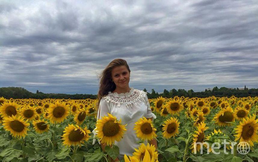 """Лето было очень насыщенным, первая половина лета прошла в Болгарии , проезжали мимо огромных полей с подсолнухами и не могли не сфотографироваться , вторую половину лета провела в Крыму, на фото мыс Фиолент!. Фото """"Metro"""""""