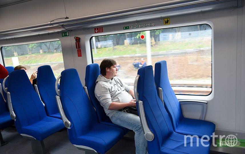 На МЦК планируют запустить беспилотные поезда. Фото Василий Кузьмичёнок