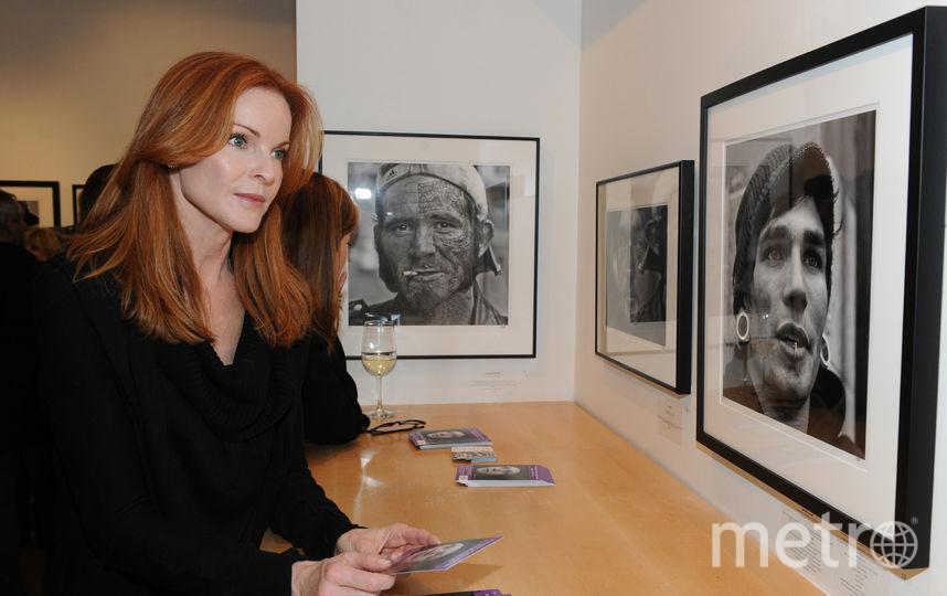 Марсия Кросс. Фото Getty