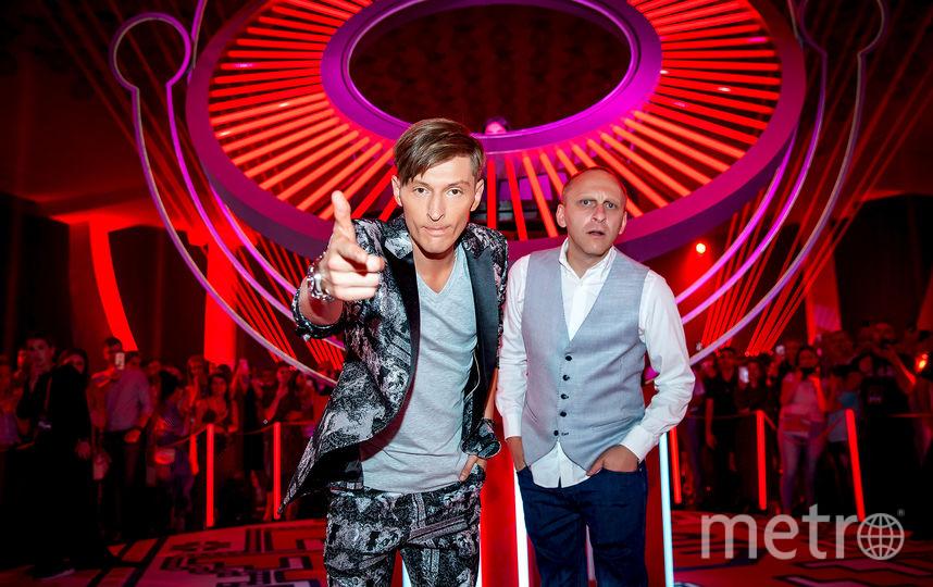 Павел Воля и Гавриил Гордеев на фестивале Comedy Club в Ереване. Фото Предоставлено организаторами