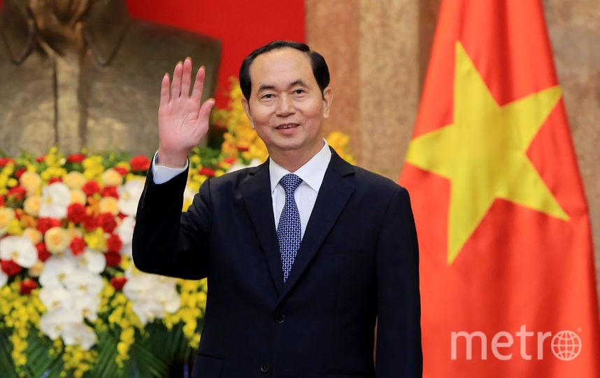 Чан Дай Куанг. Фото AFP