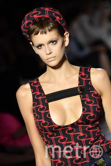 Показ Prada на Неделе моды в Милане. Фото AFP